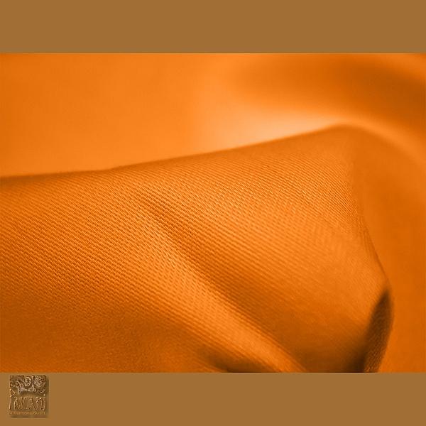 Prześcieradło satyna 160/210 pomarańcz GRENO