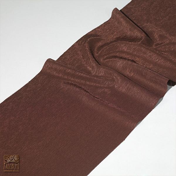 Shantung 27 brąz czekolada