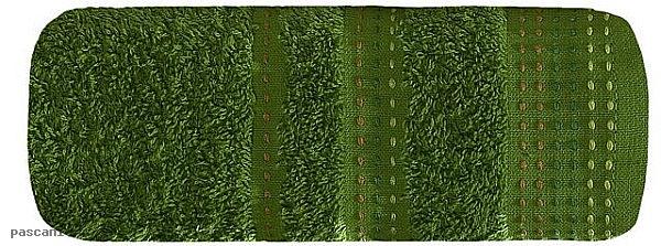 Ręcznik POLA 70 x 140 cm zielony