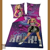 Pościel 160/200 Hannah Montana