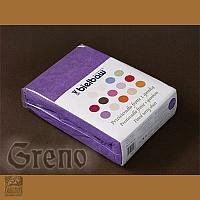 Prześcieradło 160/200 frotte zg 35 c. fiolet GRENO