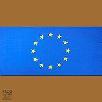 Flaga EUR