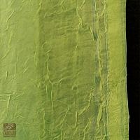 Szale 2 szt szer 115- 80 cm/ wys 160 cm woal kreszowany druk tęcza zielono- niebieski