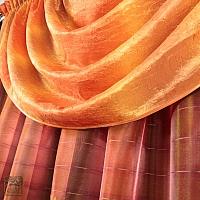 Firana z organtyny szer 300-150 cm/wys 140 cm i woda kresz szer 300-150 cm/wys 70cm