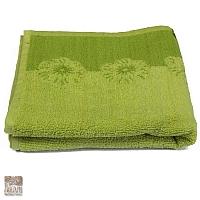 Ręcznik Paloma 70x 140 cm zielony