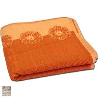 Ręcznik Paloma 70x 140 cm pomarańcz