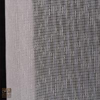 Firana szer 190-80 cm/wys 235 cm markizeta biel 2 pasy z gipiury