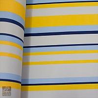 Markizówka pasy żółto-niebiesko-szare szer.160 205019 wz.4T-5685-4