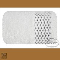 Ręcznik CLARA 70 x 140 cm krem