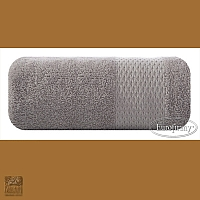 Ręcznik CLARA 50 x 90 cm srebro
