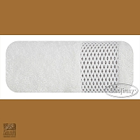 Ręcznik CLARA 50 x 90 cm krem