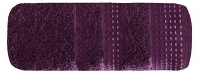 Ręcznik POLA 70 x 140 cm śliwka
