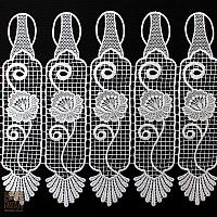 Zazdrostka gipiura biel 30 cm - 3044