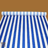 Markizówka pasy biało-niebieskie szer 155 - 205019/drf/wo/wd